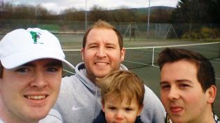 CTC25 Tennis-thon - Tennis Wales