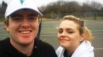 CTC25 Tennis-thon - Coach Kelsey