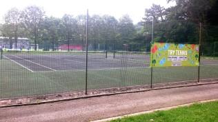 Ystrad Tennis - summer programme at Ystrad Mynach Park