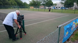 BBC Wales Today visits CTC
