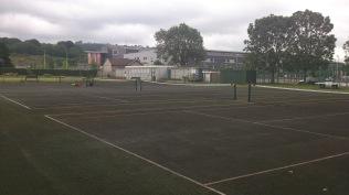 Ystrad Mynach Park Tennis Programme