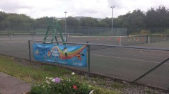 Wimbledon Open Day - all set and ready to go