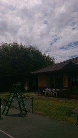 Wimbledon Open Day - after the rain cleared