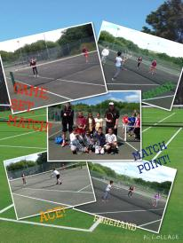 Schools Tennis Festival 2015