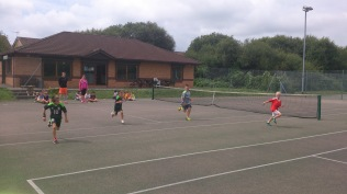 Summer camps 2016 - Olympic afternoon, 3 court sprint