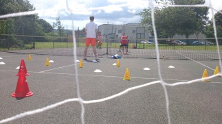 Wimbledon Open Day - target zone