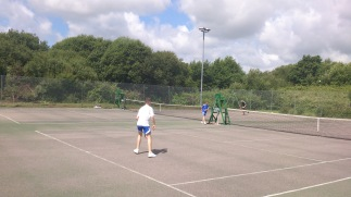 Wimbledon Open Day - free play