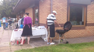 Wimbledon Open Day - BBQ