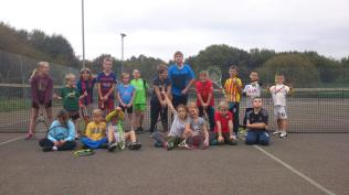 October half term camps