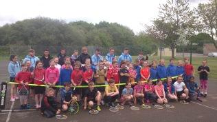 Schools Tennis Festivals 2016
