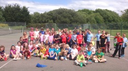 Hendredenny Park Years 3 and 4 visit to CTC