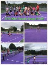 Summer Holidays 2017 - Mini Tennis Camp
