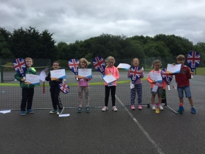 TennisForKids 2017 Group 2