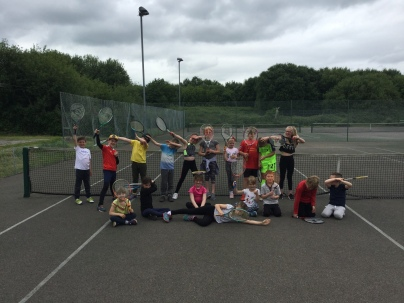 May Half Term 2017 - Mini Tennis Camp