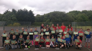 Primary Schools Competitions 2017 - Year 3&4/Mini Red Group