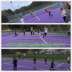 October Half Term 2017 - Mini Tennis Camp