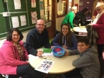 Family Quiz Night Winners