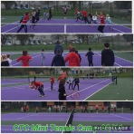 October Half Term 2017 - Mini Tennis Camp
