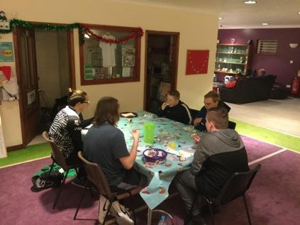 Teens Tinsel Tournament