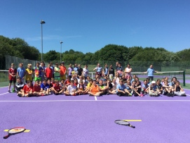 Hendredenny Years 5 and 6 class visit to CTC