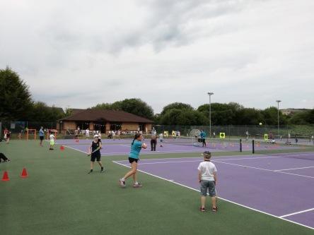 Wimbledon Open Day 2018