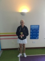 Club Championships 2018 - Ladies Singles Winner