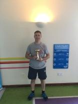 Club Championships 2018 - Men's Singles Winner