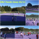 October Half Term - Mini Tennis Camp