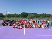 Primary Schools Tennis Competitions 2018 - Year 3/4 Mini Red