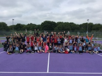Primary Schools Tennis Competitions 2018 - Year 5 Mini Orange