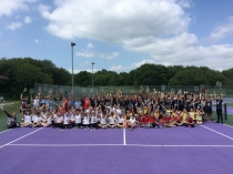 Primary Schools Tennis Competitions 2018 - Year 6 Mini Green