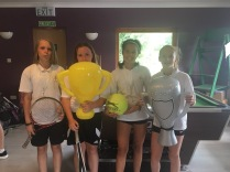Secondary Schools Tennis Competitions 2018 - Year 7/8 Winners