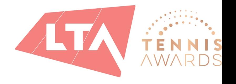 LTA Awards Logo