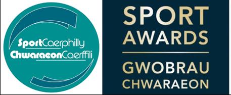 Sport Caerphilly Sport Awards Logo